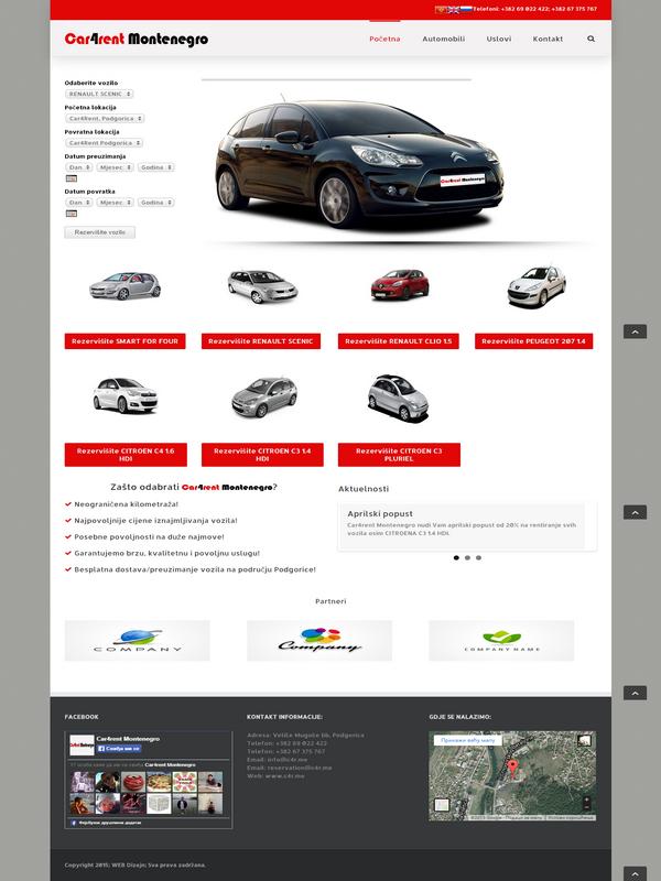 Car4Rent Rental car Montenegro_resize